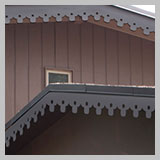 decorative roof trim